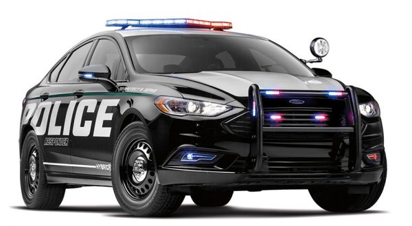 فورد پلیس رسپاندر