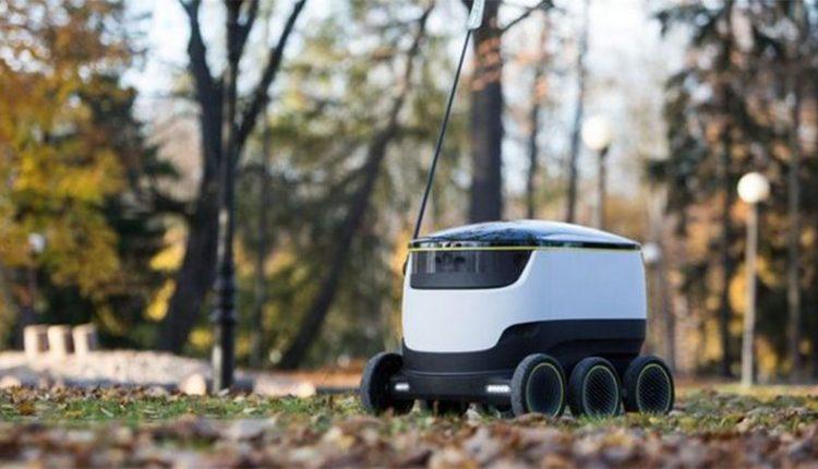 رباتهای خودران در شهر لندن