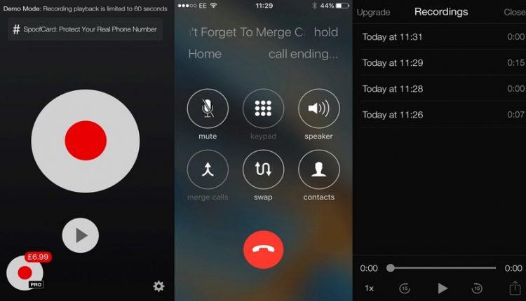 چگونه مکالمات تلفنی را ضبط کنیم
