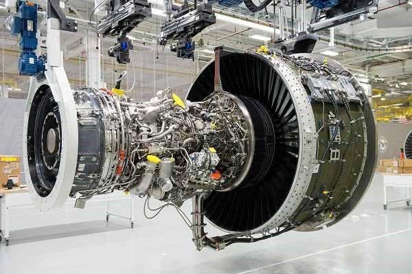 موتور هواپیمای ATR