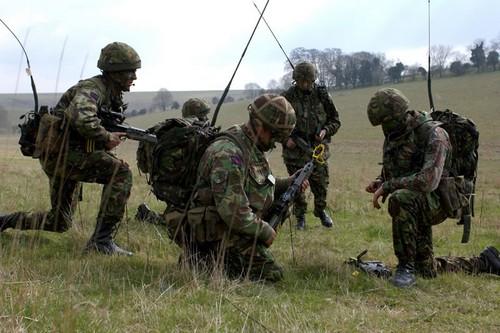 British Army United Kingdom - دیجی10: با ده کشوری که دارای قویترین ارتش جهان هستند آشنا شوید