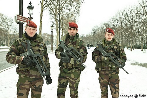 French Army Jawan - دیجی10: با ده کشوری که دارای قویترین ارتش جهان هستند آشنا شوید