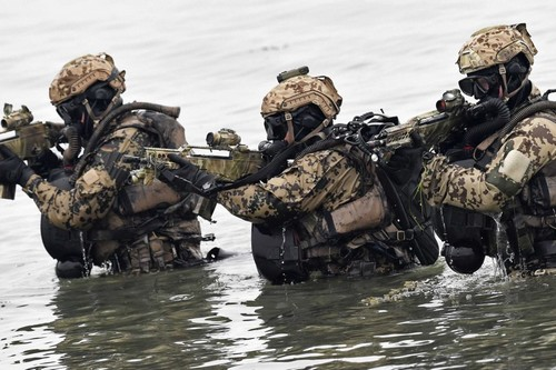 German special forces - دیجی10: با ده کشوری که دارای قویترین ارتش جهان هستند آشنا شوید