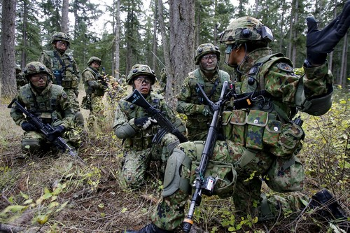Japan-army-self-defense-force