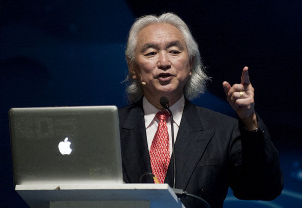 پروفسور میچو کاکو