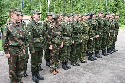 Russian Army Women Army - دیجی10: با ده کشوری که دارای قویترین ارتش جهان هستند آشنا شوید