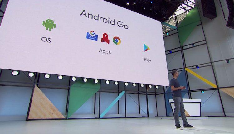 سیستم عامل اندروید گو برای دستگاههای پایین رده معرفی شد