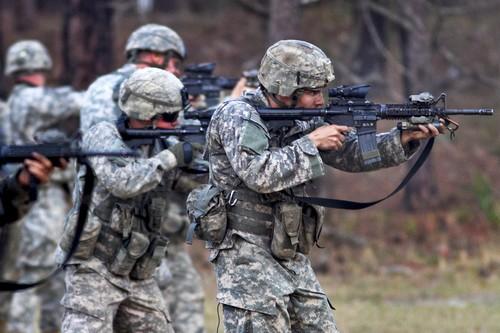 Th e U.S. Army Marksmanship training - دیجی10: با ده کشوری که دارای قویترین ارتش جهان هستند آشنا شوید