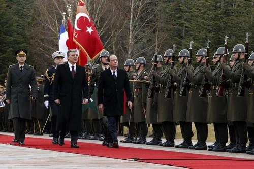 Turkish military honor guard - دیجی10: با ده کشوری که دارای قویترین ارتش جهان هستند آشنا شوید