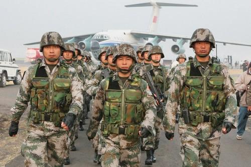 chinese army in field - دیجی10: با ده کشوری که دارای قویترین ارتش جهان هستند آشنا شوید