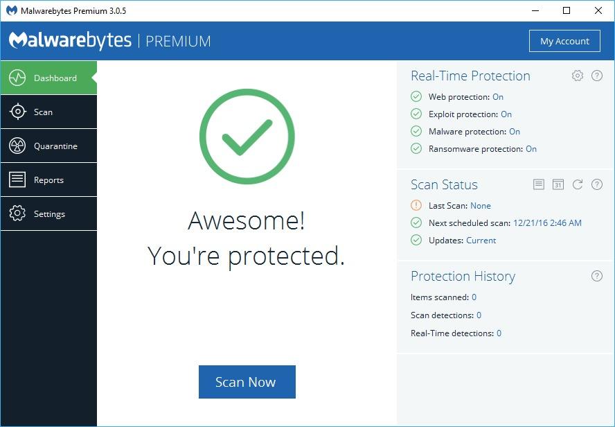 راهحلهای ضد باج افزار مثل Malwarebytes راهحل قابل تکیهای برای محافظت اضافه در مقابل این نرمافزار ناخوشایند هستند، اما آنها غیرقابل دور زدن نیستند.