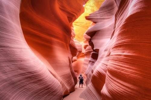 زیباترین و شگفت انگیزترین دره های دنیا