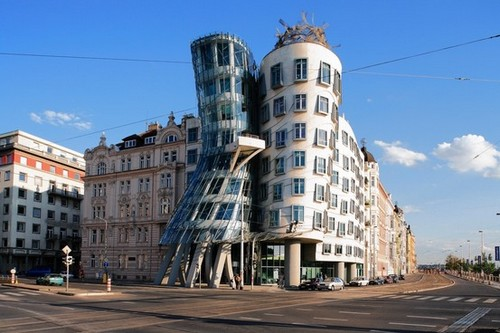 DancingHouse-Prague