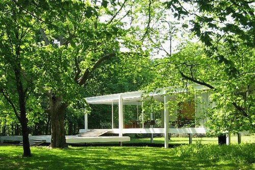 The-Farnsworth-House-Plano