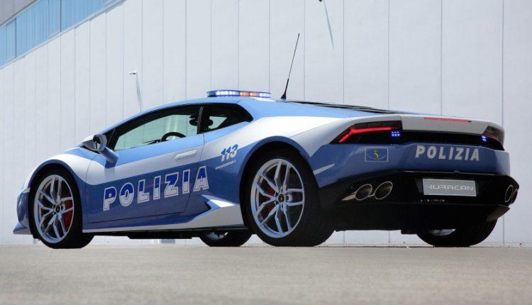 تاپ 10: با ده تا از بهترین خودروهای پلیس دنیا آشنا شوید