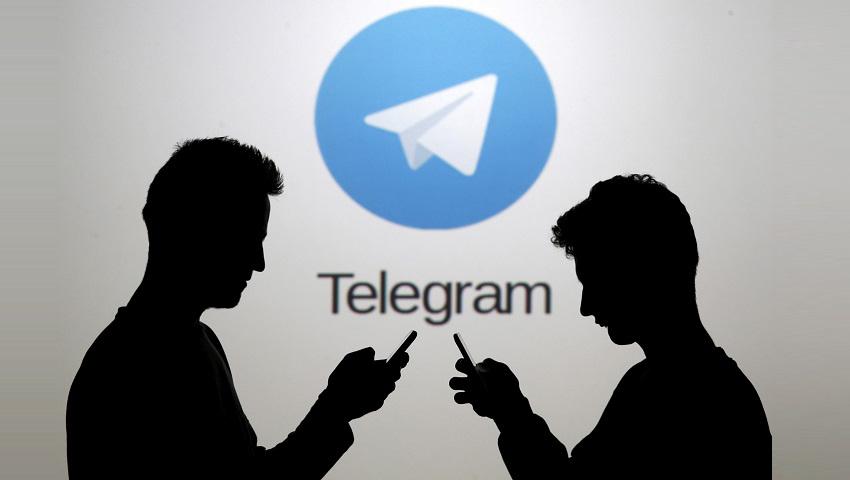 مسدود شدن تلگرام در روسیه