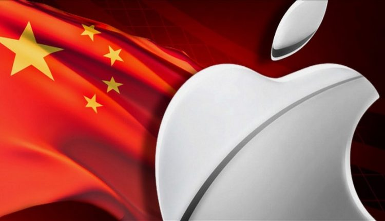 کاهش فروش آیفون در چین در سه ماهه دوم سال 2017!
