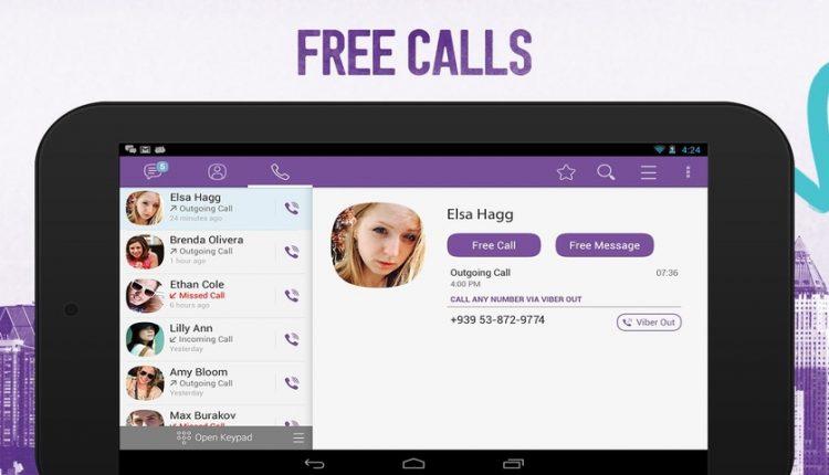 اپلیکیشن های تماس رایگان