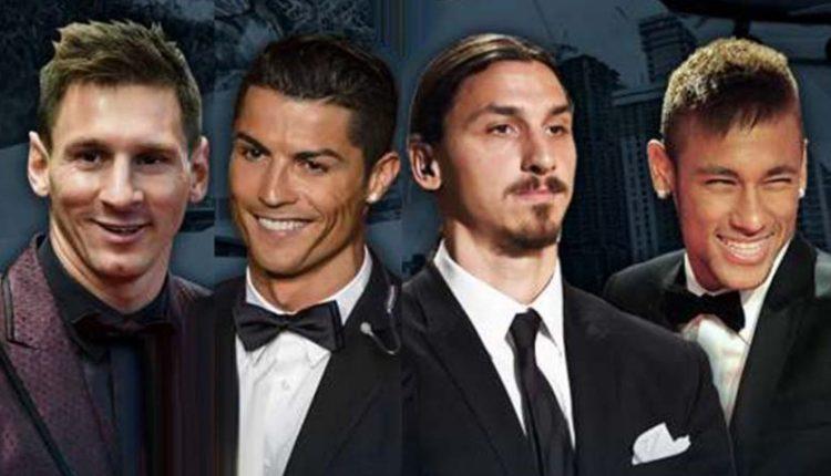 تاپ 10: با ده تا از ثروتمندترین فوتبالیستهای دنیا آشنا شوید