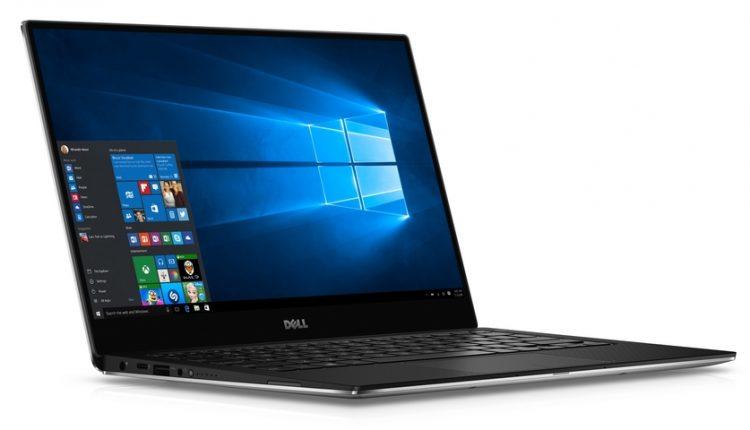 نسخه جدید لپ تاپ dell xps 13