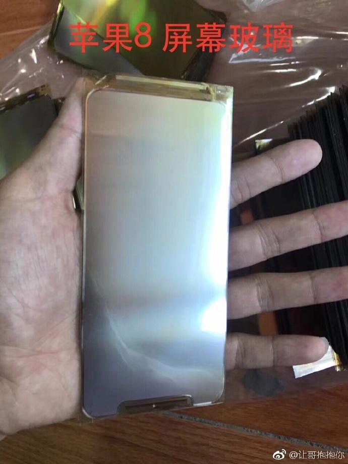 مونتاژ نمایشگر ایفون 8