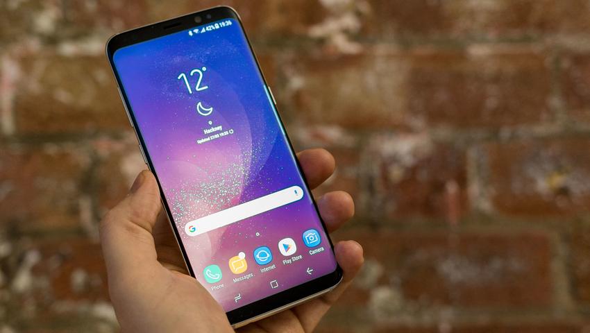 سامسونگ گلکسی اس 8 پرفروش ترین دستگاه اندروید در سال 2017