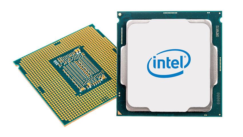 پردازندههای نسل هشت اینتل Core