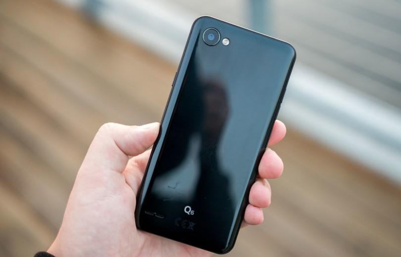 قیمت جدید گوشی ال جی q6