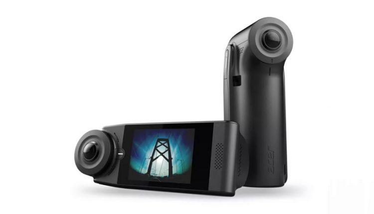 ایسر از دو دوربین 360 درجه خودرونمایی کرد؛ هولو 360 و ویژن 360