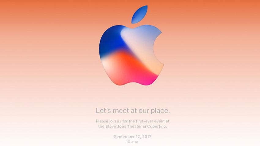 دعوتنامه رویداد اپل