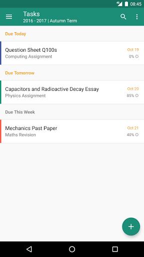 با My Study Life زمان بندی دقیقی داشته باشید؛ اپلیکیشنی برای دانشجویان[دانلود کنید]