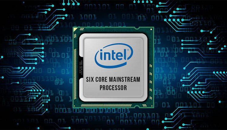 پردازندههای کافی لیک اینتل