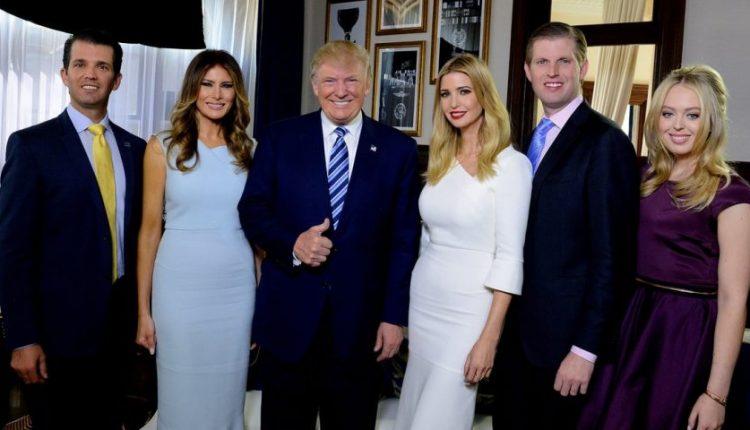 تاپ 10: با ده نفر از مهمترین اعضای خانواده ترامپ آشنا شوید