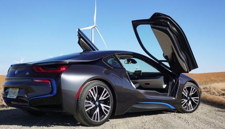بررسی ب ام و آی 8 «BMW i8»