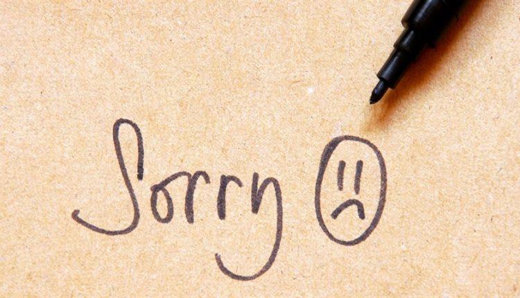 4 راه موثر برای عذرخواهی کردن
