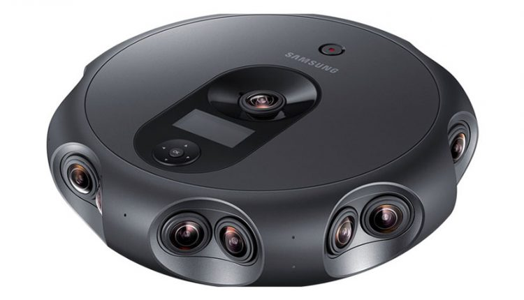 دوربین 360 Round سامسونگ