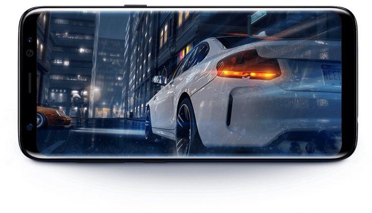 گلکسی اس 8 بهترین گوشی هوشمند سال 2017 به انتخاب مردم بریتانیا