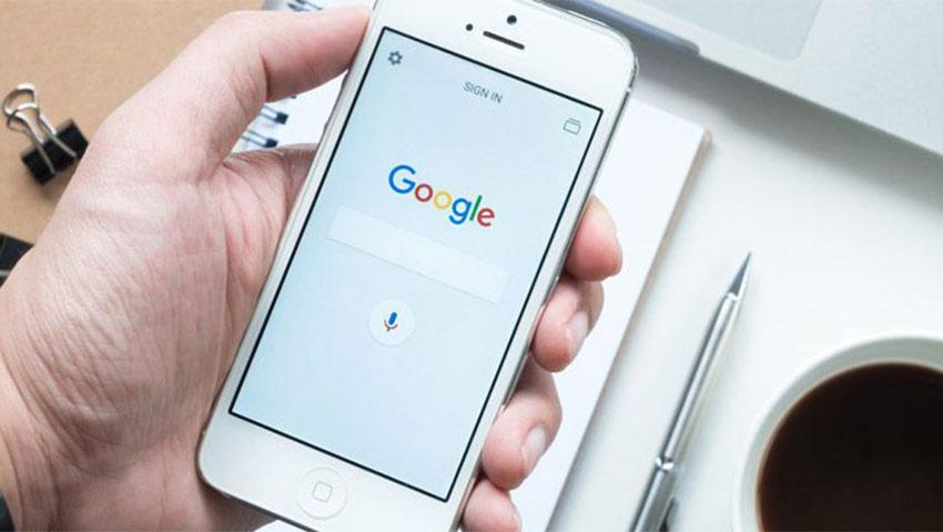 موتور جستجوی پیش فرض گوگل