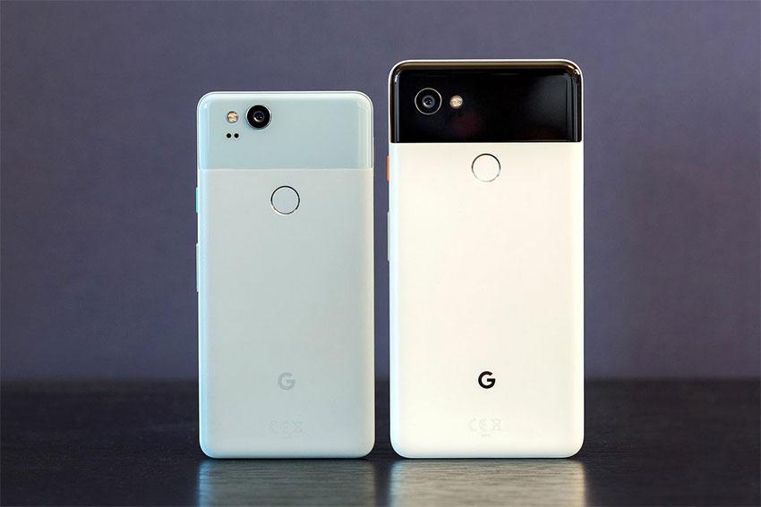 گوگل پیکسل 2 و پیکسل ایکس ال 2