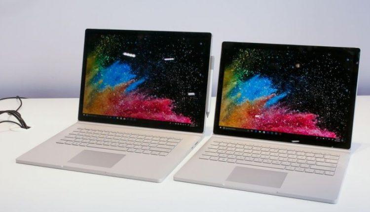 مایکروسافت سرفیس بوک 2؛ بزرگتر، قویتر و بهتر