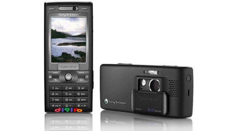 دریچه تاریخ: سونی اریکسون K800؛ دوربین سایبرشات با فلاش زنون! [تماشا کنید]