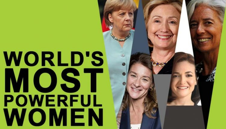 تاپ 10: با دهتا از قدرتمندترین زنان دنیا آشنا شوید