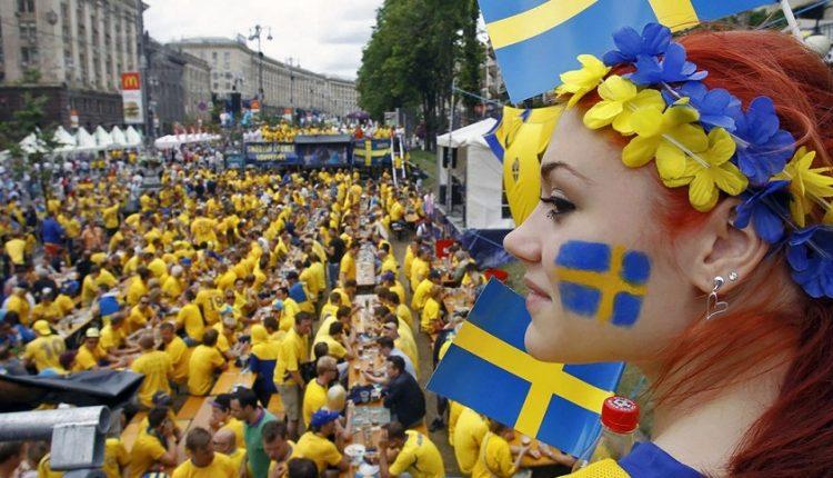 دیجی فکت ۳۵ دانستنی دربارهی سوئد