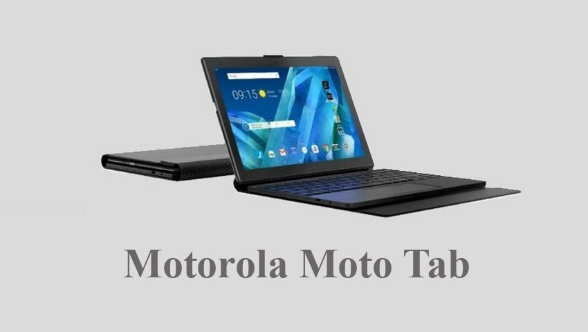 موتورولا تبلت جدید خود با نام موتو تب را عرضه کرد ؛ مشخصات + تصاویر