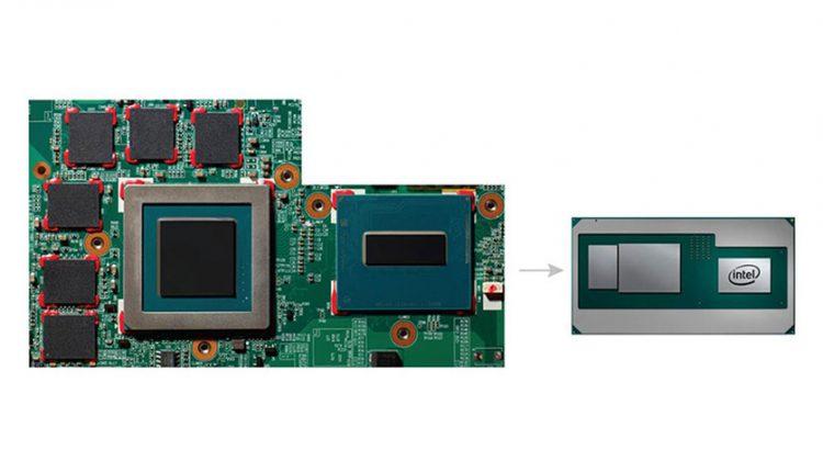 پردازنده نسل 8 جدید اینتل