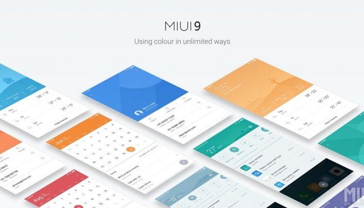 MUI 9 برای نسخه های گلوبال گوشیهای می 5 و می 5 اس پلاس منتشر شد