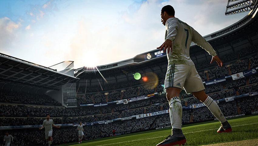 بازی فیفا 18