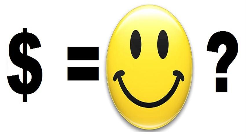 اگر با پول نمیشود شادی خرید، با چه چیزی میشود؟