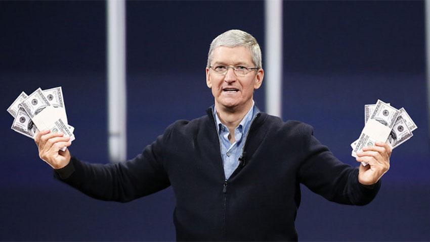 تیم کوک مدیرعامل اپل