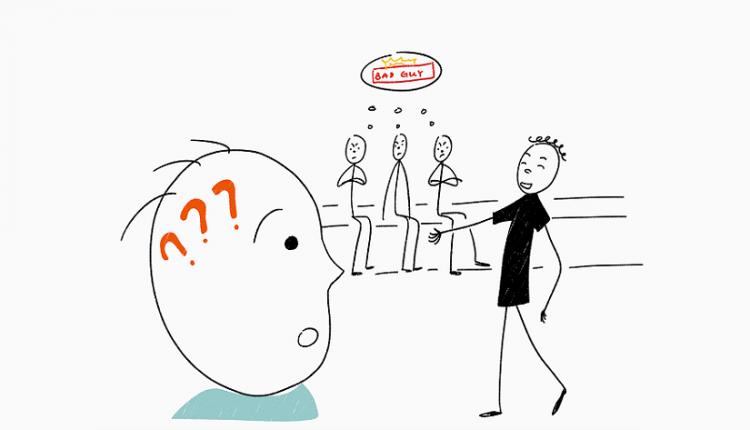 چرا دیگران حتی قبل از اینکه شما را ببینند قضاوتتان میکنند؟